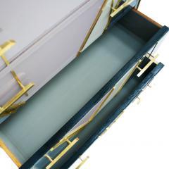 L A Studio L A Studio Mid Century Modern Murano Glass Italian Sideboard - 1064974