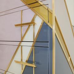 L A Studio L A Studio Mid Century Modern Murano Glass Italian Sideboard - 1064976