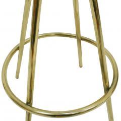 L A Studio Mid Century Modern Style Italian Stools - 1249650