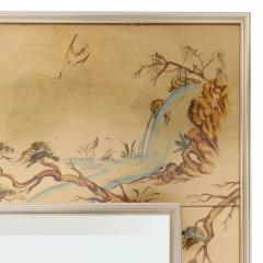 La Barge Chinoiserie Wall Mirror by LaBarge - 614399