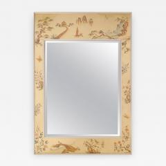 La Barge Chinoiserie Wall Mirror by LaBarge - 621749