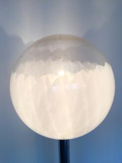 La Murrina Murano Floor Lamp by La Murrina Murano Glass Italy 1970s - 523558