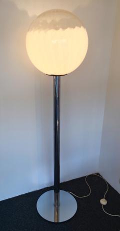 La Murrina Murano Floor Lamp by La Murrina Murano Glass Italy 1970s - 523561