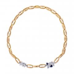 La Nouvelle Bague Nouvelle Bague Pink Gold Necklace - 1426300