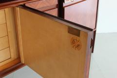 La Permanente Mobili Cant 1950s Italian Rosewood Sideboard by Cantu Furniture Artisans - 710577
