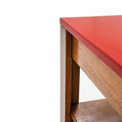 La Permanente Mobili Cant Table with storage unit La Permanente Mobili Cant  - 1335443
