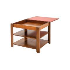 La Permanente Mobili Cant Table with storage unit La Permanente Mobili Cant  - 1335444