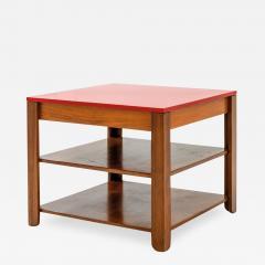 La Permanente Mobili Cant Table with storage unit La Permanente Mobili Cant  - 1336852