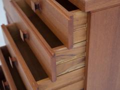 La Permanente Mobili Cant Teak and Brass Sideboard by La Permanente Mobili Cant  - 1597910