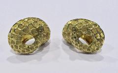 Lalaounis Lalaounis 18K Earrings Serpent Snake Greece C 1990 - 1190479