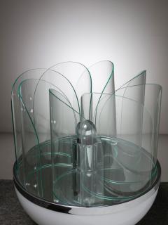 Lamperti Fru Fru Table Lamp by Elvio Becheroni for Lamperti - 938681