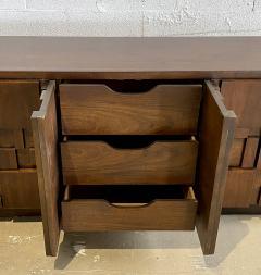 Lane Furniture American Modern Mahogany Dresser Lane - 1487157