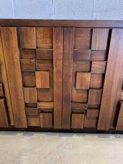 Lane Furniture American Modern Mahogany Dresser Lane - 1487163