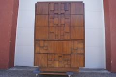 Lane Furniture Five Drawer Mosaic Series Dresser by Lane - 1923269