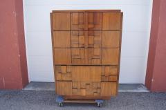 Lane Furniture Five Drawer Mosaic Series Dresser by Lane - 1923270
