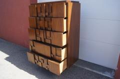 Lane Furniture Five Drawer Mosaic Series Dresser by Lane - 1923271