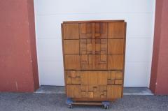 Lane Furniture Five Drawer Mosaic Series Dresser by Lane - 1923272
