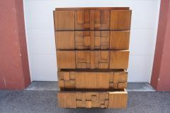 Lane Furniture Five Drawer Mosaic Series Dresser by Lane - 1923273