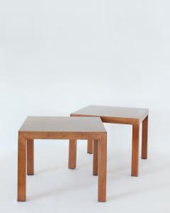 Lane Furniture Lane Furniture Set of Parsons Style Side Tables - 1719042