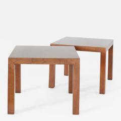 Lane Furniture Lane Furniture Set of Parsons Style Side Tables - 1769181