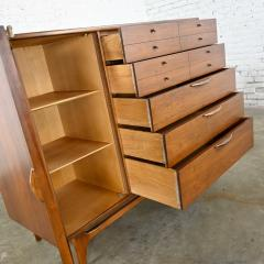 Lane Furniture MCM console dresser or chest of drawers by warren church for lane perception - 2066137