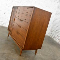 Lane Furniture MCM console dresser or chest of drawers by warren church for lane perception - 2066139