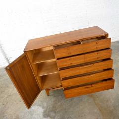 Lane Furniture MCM console dresser or chest of drawers by warren church for lane perception - 2066156
