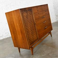 Lane Furniture MCM console dresser or chest of drawers by warren church for lane perception - 2066159