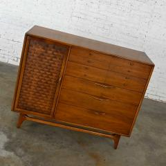 Lane Furniture MCM console dresser or chest of drawers by warren church for lane perception - 2066161