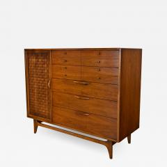 Lane Furniture MCM console dresser or chest of drawers by warren church for lane perception - 2069005