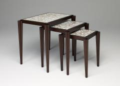 Lang Hall Arachne Nesting Tables - 747790