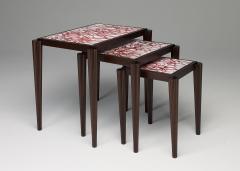 Lang Hall Arachne Nesting Tables - 747792