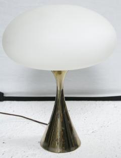 Laurel Lamp Company Bill Curry For Laurel Brass Mushroom Lamp   246782