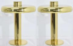 Laurel Lamp Company Laurel Lamp Co Polished Brass Lamps - 1445113