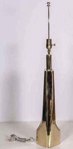 Laurel Lamp Company Laurel Modernist Brass Lamps - 1696744