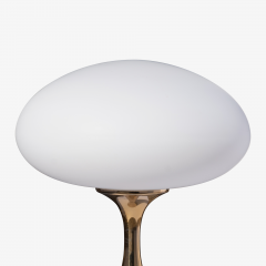 Laurel Lamp Company Mushroom Table Lamp in Brass in the manner of Bill Curry by Laurel Lamp Company - 1623551
