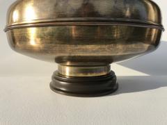 Laurel Lamp Company Pair of Large Scale Antiqued Bronze Lamps - 530837