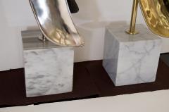 Laurel Lamp Company Pair of Sculptural Laurel Table Lamps - 137003