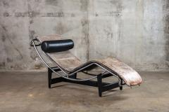 Le Corbusier Jeanneret Perriand JEANNERET AND LE CORBUSIER LC4 CHAISE - 1053119