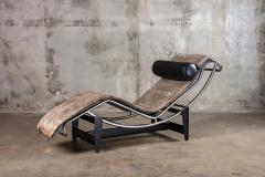 Le Corbusier Jeanneret Perriand JEANNERET AND LE CORBUSIER LC4 CHAISE - 1053124