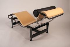 Le Corbusier Jeanneret Perriand LC4 Lounge Designed by Le Corbusier Louis Vuitton - 832434