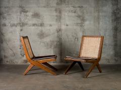Le Corbusier Le Corbusier Pair of Lounge Chairs - 622133