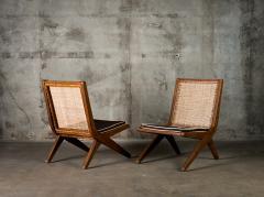 Le Corbusier Le Corbusier Pair of Lounge Chairs - 622134