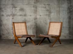 Le Corbusier Le Corbusier Pair of Lounge Chairs - 622136