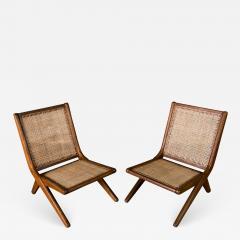 Le Corbusier Le Corbusier Pair of Lounge Chairs - 623587