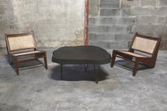 Le Corbusier Le Corbusier Pierre Jeanneret rare Coffee Trunk table - 1969290