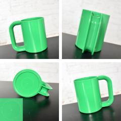 Lella Massimo Vignelli Heller dinnerware by lella massimo vignelli in kelly green 58 pieces napkins - 1682085