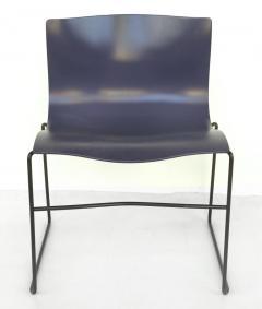 Lella Massimo Vignelli Knoll Ergonomic Handkerchief Chairs by Massimo and Lelia Vignelli circa 1980s - 1240342
