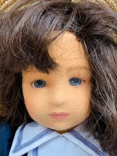 Lenci Rare Vintage 1980s Lenci Doll Serial Number 46 - 1676440