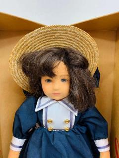 Lenci Rare Vintage 1980s Lenci Doll Serial Number 46 - 1676444